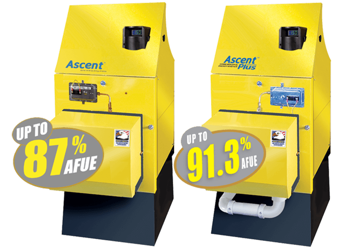 Ascent™ Combi and Ascent™ Plus Combi Boiler