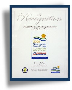 Clean energy award