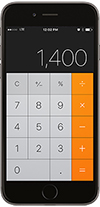 phone calculator