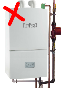 Condensing Boiler Design Issues: Extra Circulators Short Circuit Flow and Reduce Condensing