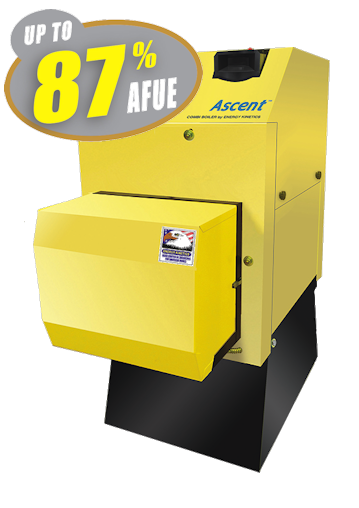 Ascent Combi Boiler Most Efficient Of The Tankless Coil